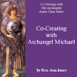 Co-Creating with ARCHANGEL MICHAEL