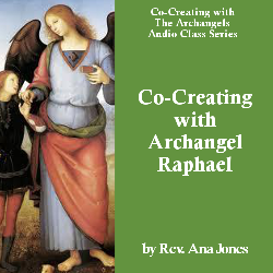Co-Creating with ARCHANGEL RAPHAEL