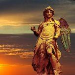 Archangel Michael in Mystical France