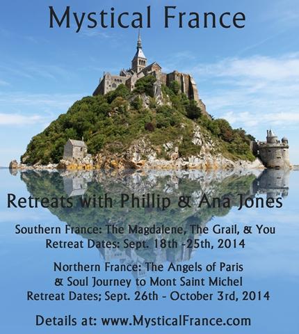 Mystical France Retreat