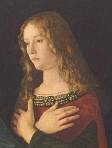 Mary Magdalene: SHE WHO KNEW ALL
