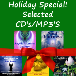 holiday discounts on CDs and MP3s