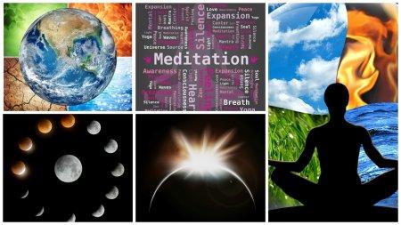 Personal Planetary Healing  Meditation Series
