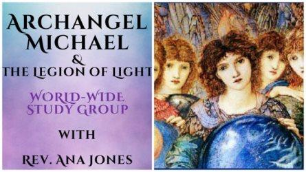 Archangel Michael and Legion of Light