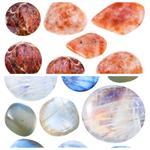 Sunstone and Moonstone