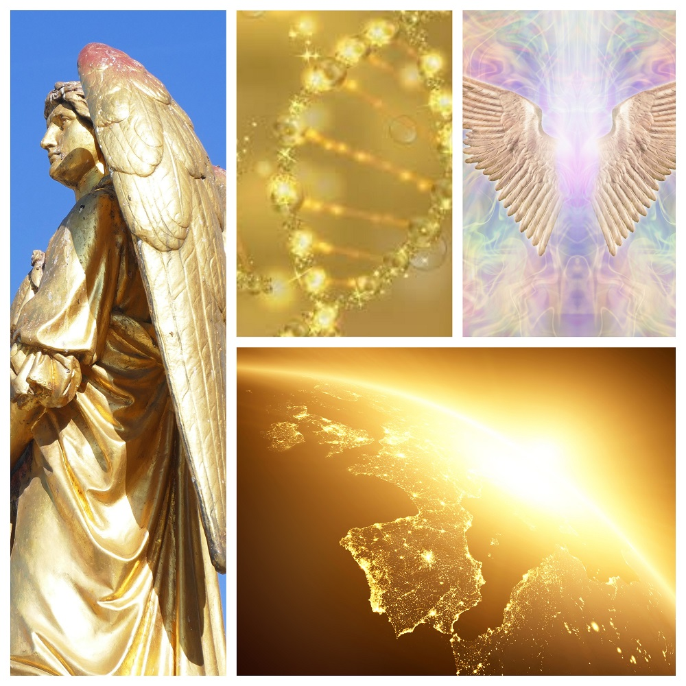 Divine Radiance - Forgiveness