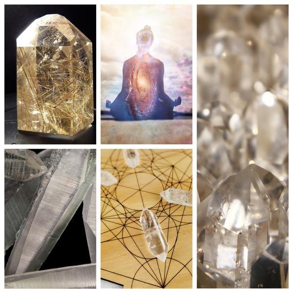 Raphael's Crystalline Transmissions - Series 4